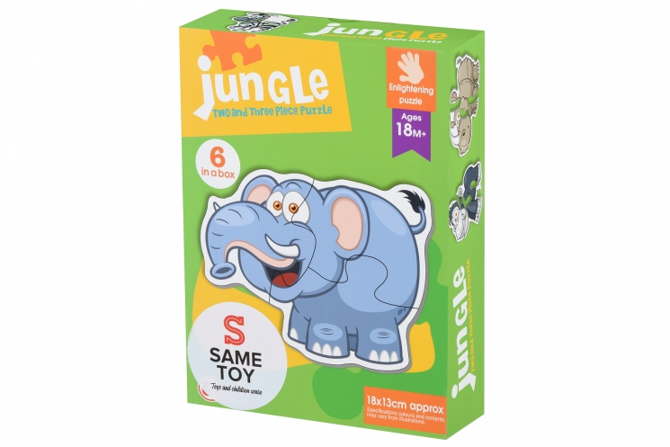 Same Toy Пазл Джунгли