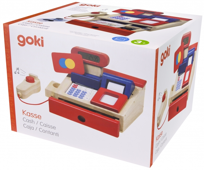 goki Игровой набор - Кассовый аппарат