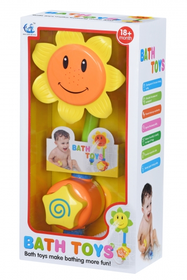 Same Toy Игрушки для ванной Puzzle Sun Flower