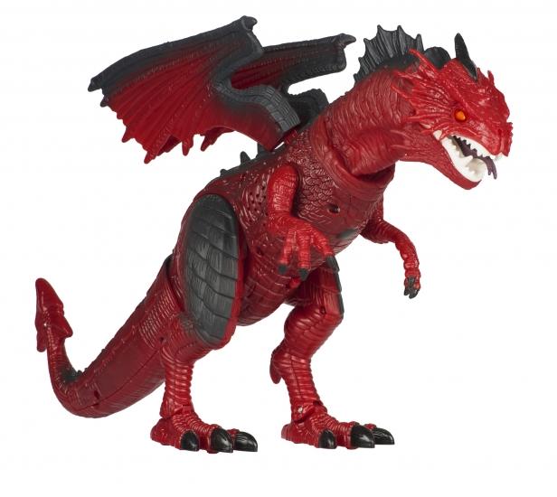 Same Toy Дракон красный со светом и звуком