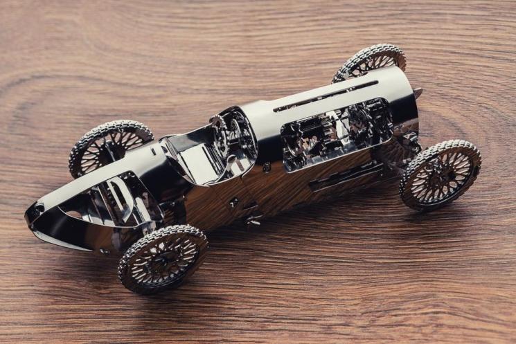 Time for Machine Конструктор коллекционная модель Silver Bullet