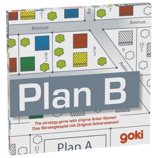 goki План Б