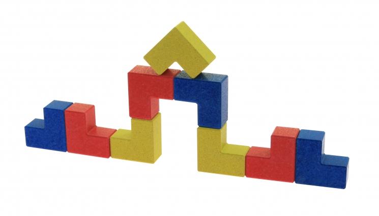 goki Развивающая игра Каменный куб