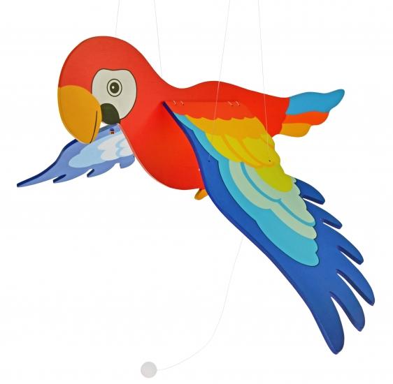 goki деревянный Попугай