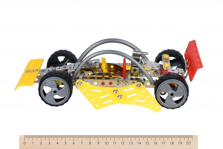 Same Toy Конструктор металлический (195 эл.)