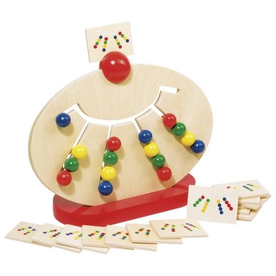 goki Развивающая игра - Разноцветные шары