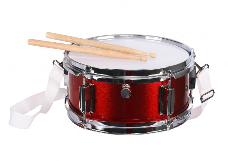 goki Музыкальный инструмент - Барабан (красный)