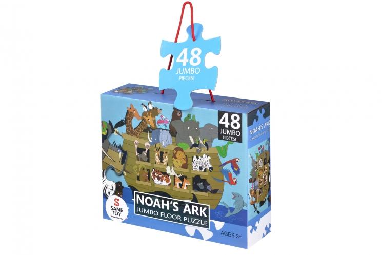 Same Toy Пазл Ноев ковчег (48 эл.)