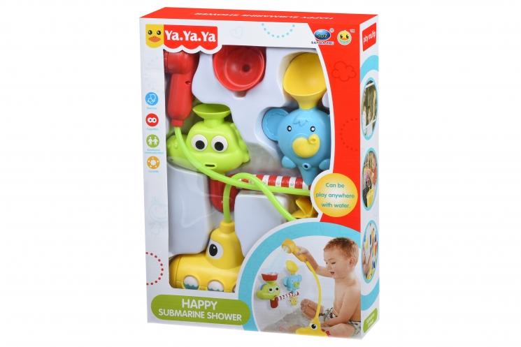 Same Toy Игрушки для ванной Happy Submarine Shower