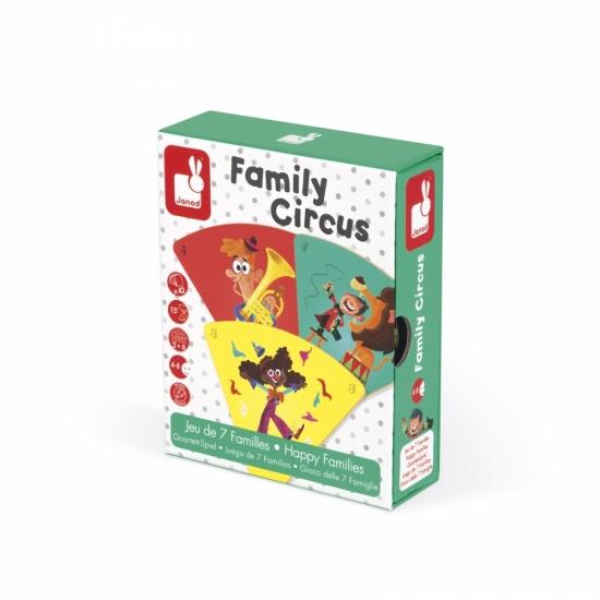 Janod Happy Families Цирк