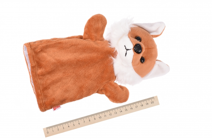 goki Кукла-перчатка - Лиса