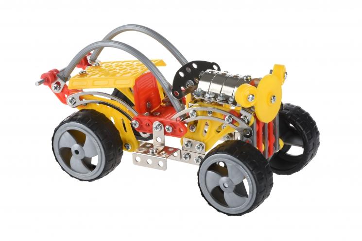 Same Toy Конструктор металлический (243 эл.)
