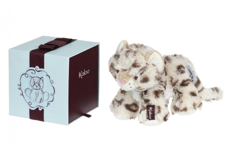 Kaloo Les Amis Леопард (19 см) в коробке