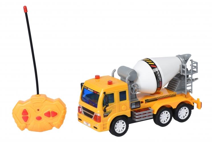 Same Toy Машинка на р/у CITY Бетономешалка