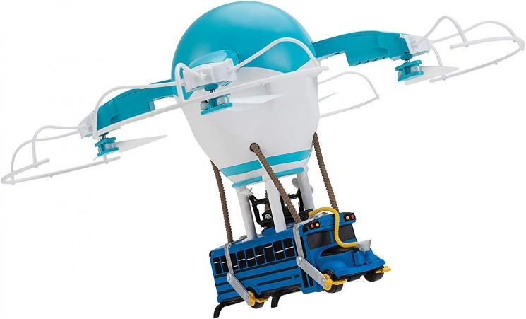 Fortnite Drone Battle Bus