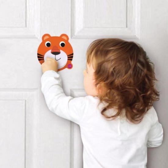 Oribel Настенная игрушка Veritiplay Молоточек Тигр