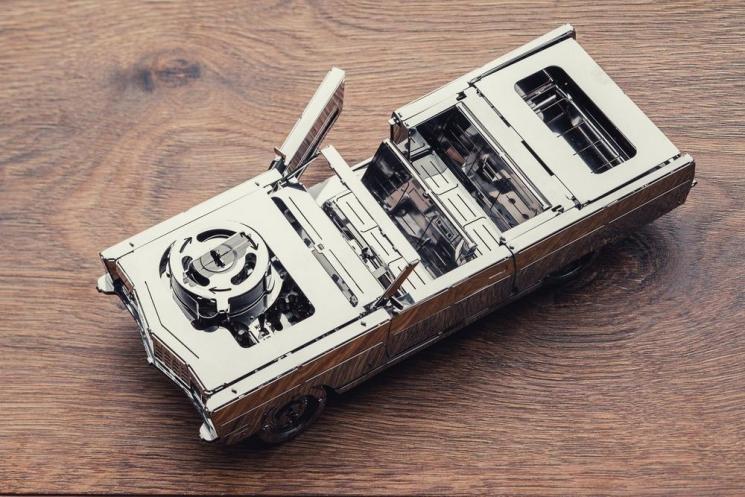 Time for Machine Конструктор коллекционная модель Royal Voyager