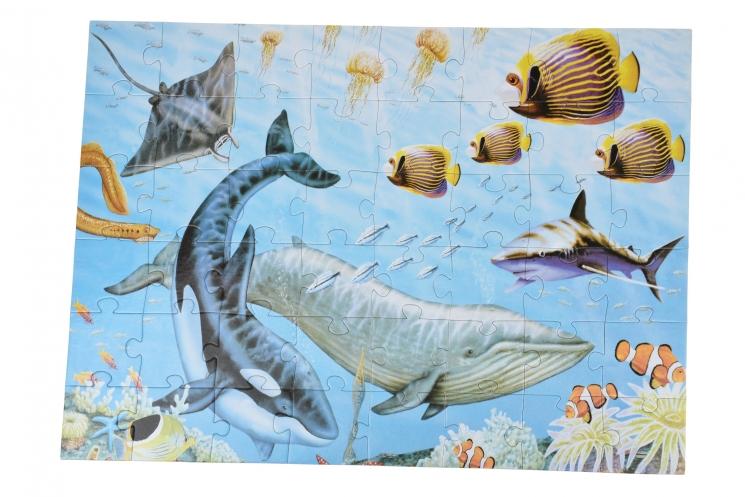 Same Toy Пазл Подводный мир