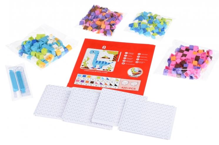 Same Toy Пазл Colourful designs (420 эл.)