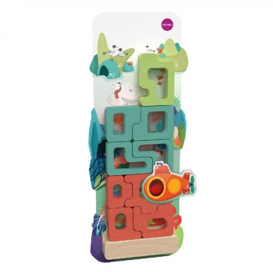 Oribel Настенная игрушка Veritiplay Пазл Загадочный аквариум
