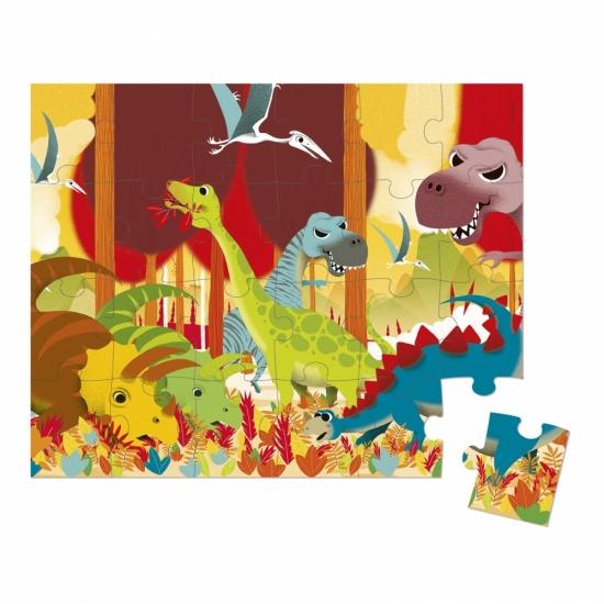 Janod Пазл Динозавры