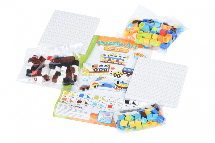 Same Toy Пазл Puzzle Art Traffic series (222 эл.)