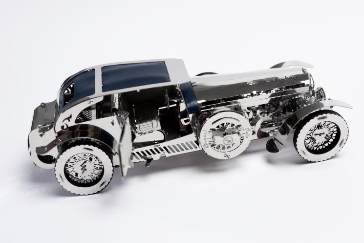 Time for Machine Конструктор коллекционная модель Luxury Roadster
