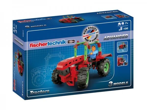 fischertechnik ADVANCED Тракторы