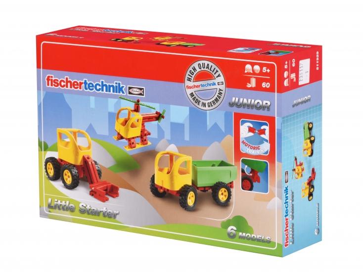 fischertechnik Конструктор Стартовый набор (маленький)