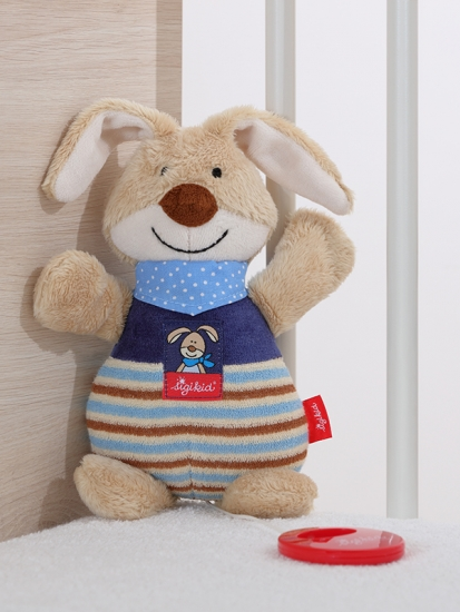 sigikid мягкая музыкальная игрушка Кролик (25 см)