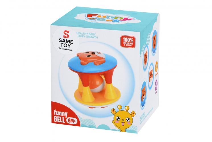 Same Toy Игрушка-погремушка Funny Bell
