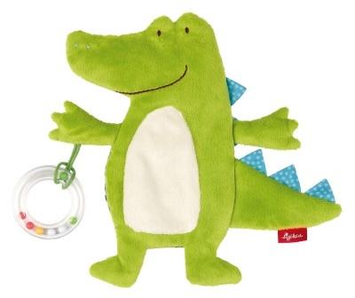 sigikid шуршащая игрушка Крокодил (20 см)