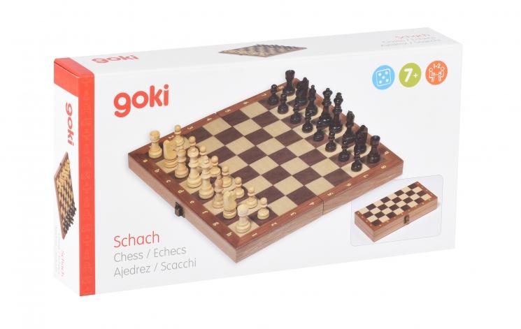 goki Шахматы