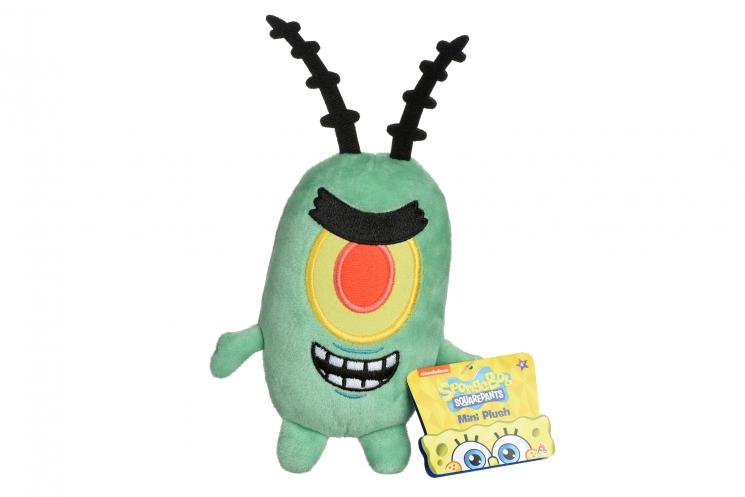 Sponge Bob Mini Plush Plankton