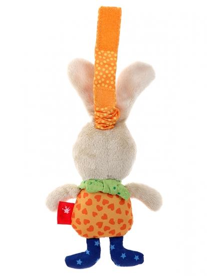 sigikid клипса для коляски Кролик