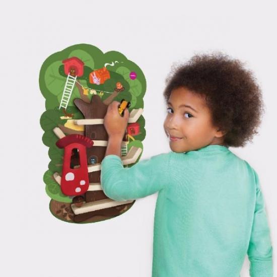 Oribel Настенная игрушка Veritiplay Приключение на дереве