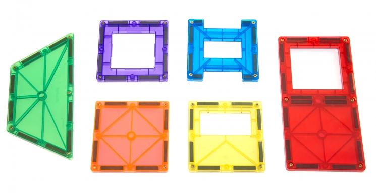 MagPlayer Магнитный набор 48 эл. PM161