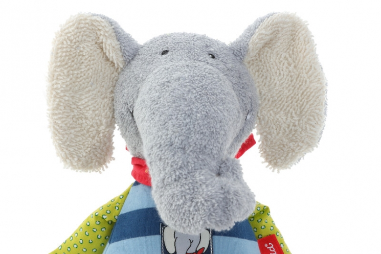 sigikid интерактивная игрушка Слон (28 см)