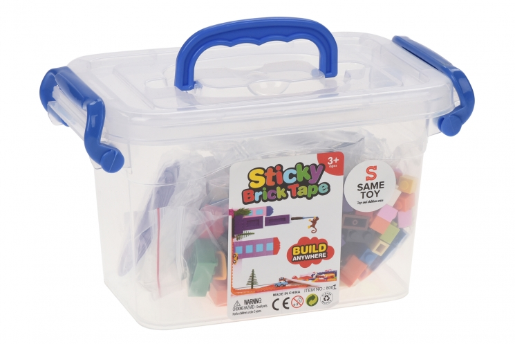 Same Toy Конструктор - Block Tape (250 ед.)