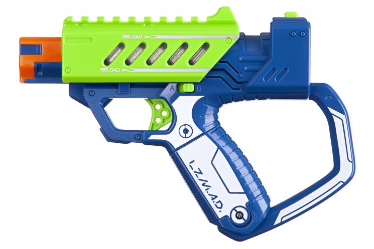 Silverlit Lazer M.A.D Игрушечное оружие Lazer M.A.D. Стартовый набор