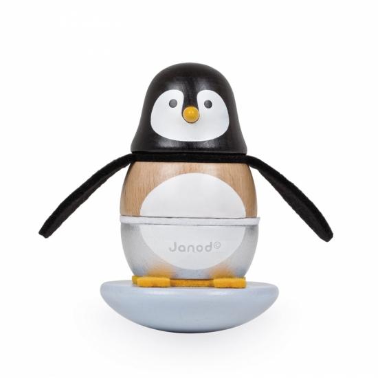 Janod Пирамидка Пингвин