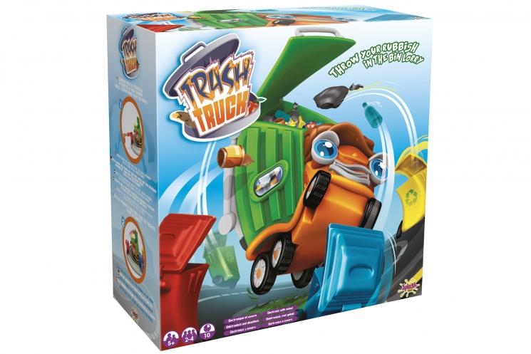 Splash Toys Игра Мусоровоз