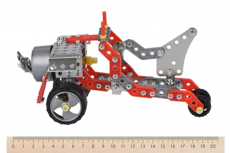 Same Toy Конструктор металлический - Самолет (191 эл.)