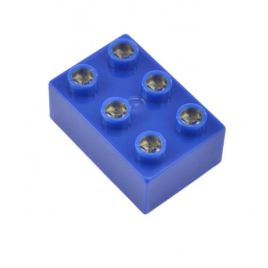LIGHT STAX Элементы 3х2 Junior  с LED подсветкой 8 цветов LS-M04030