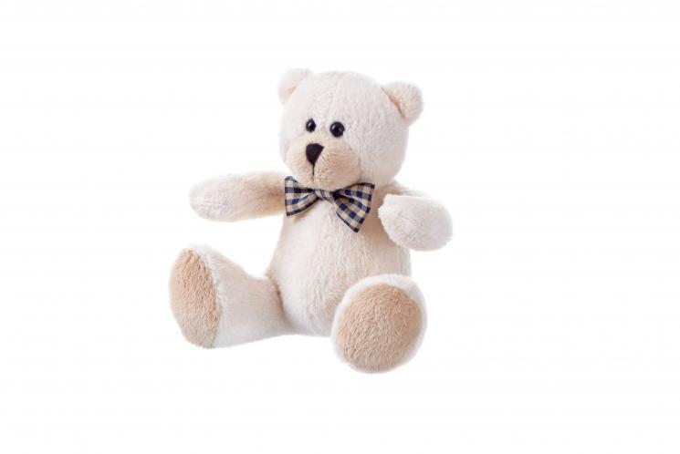 Same Toy Мишка белый (13 см)