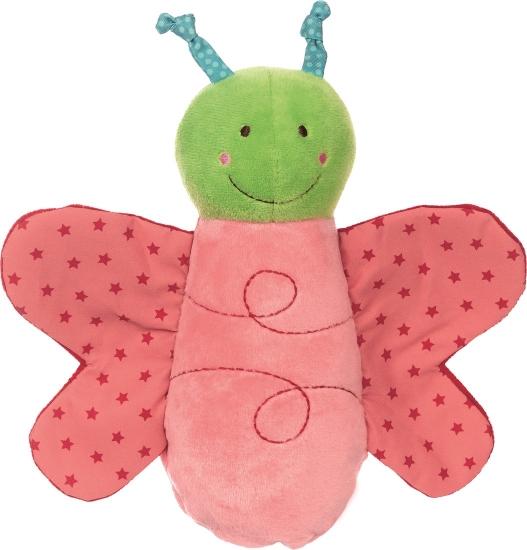 sigikid Мягкая развивающая игрушка Бабочка