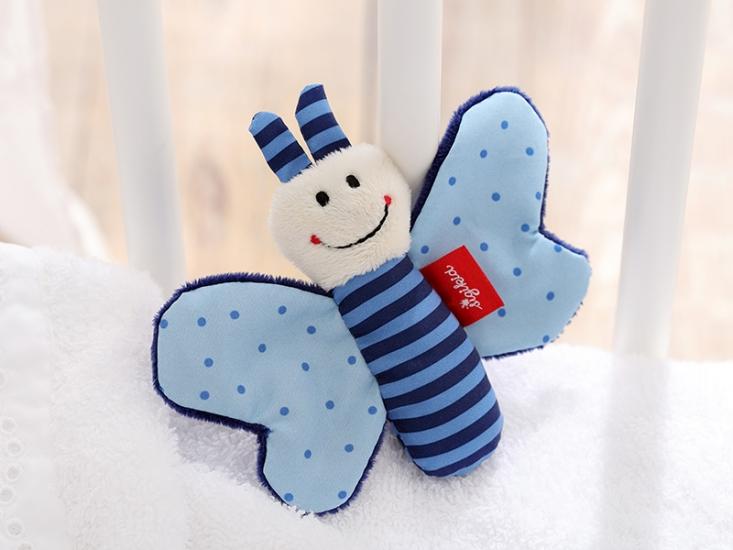 sigikid Бабочка синяя (9 см)