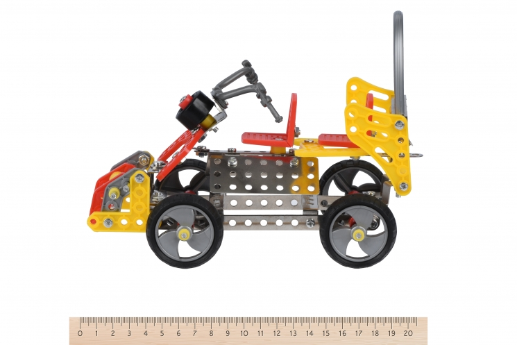 Same Toy Конструктор металлический (175 эл.)