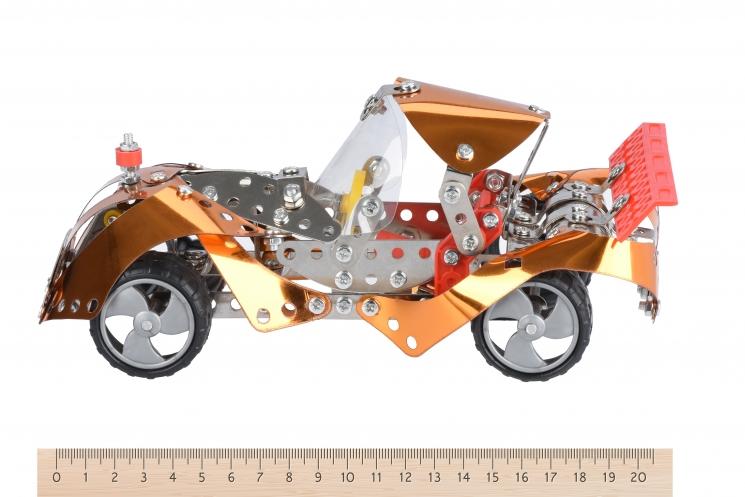 Same Toy Конструктор металлический (278 эл.)