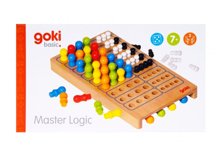 goki Мастер логики
